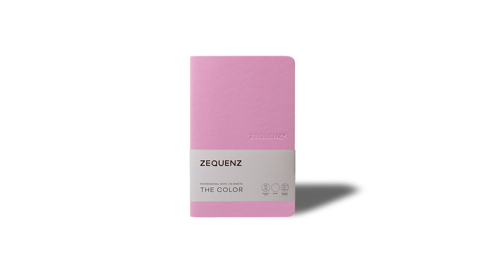 ZEQUENZ The Color Professional Note Lilac