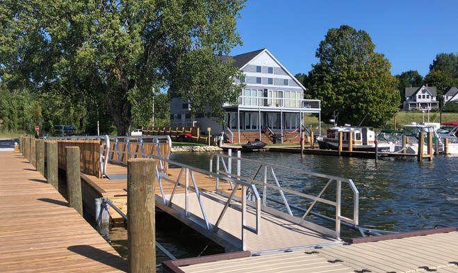 Historic Ottawa Beach Marina | Holland, MI