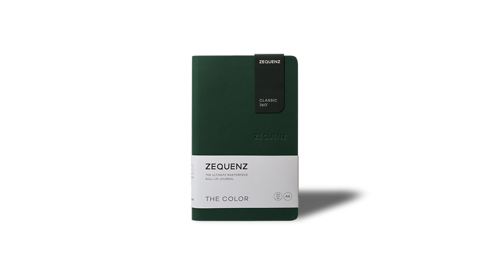 ZEQUENZ The Color A6- Emerald