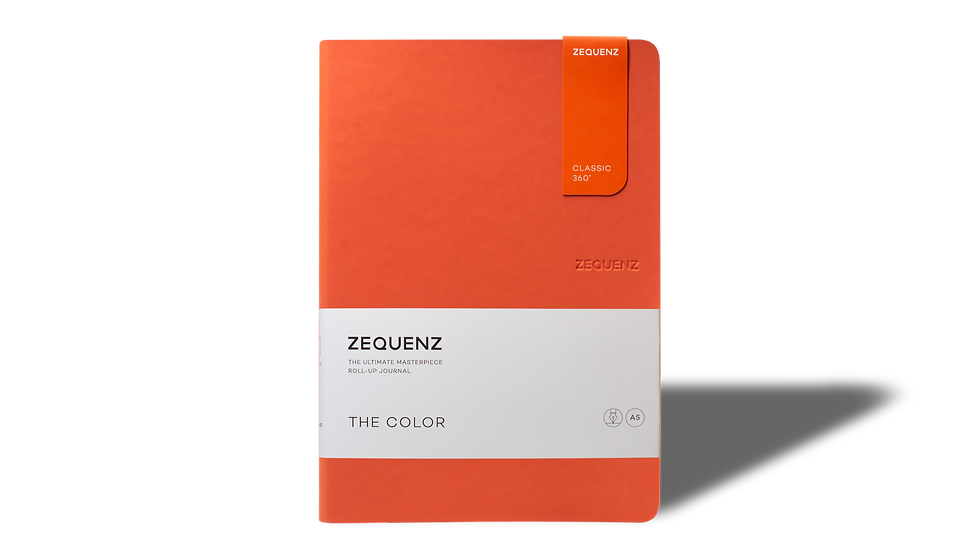 ZEQUENZ The Color A5 Grenadier