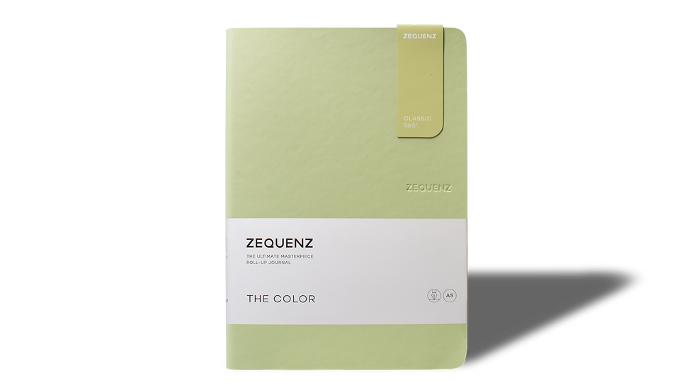 ZEQUENZ The Color A5 Olive