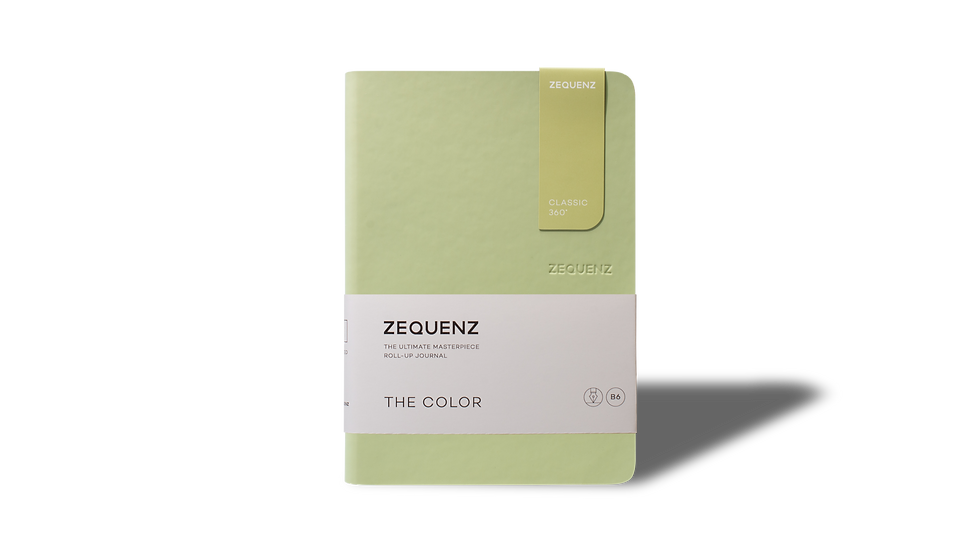 ZEQUENZ The Color B6 Olive