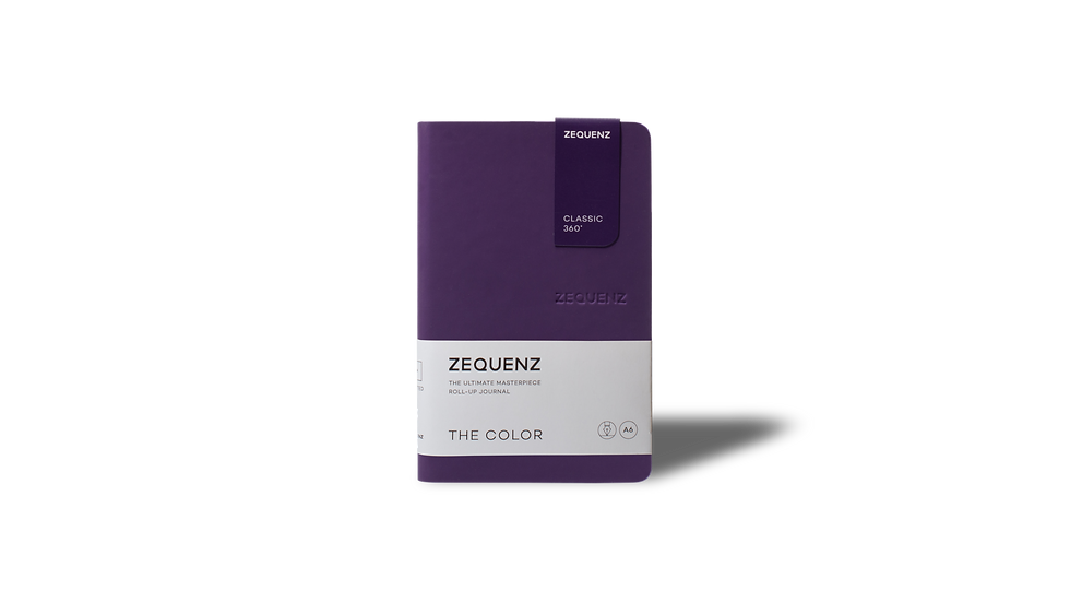 ZEQUENZ The Color A6- Scarlet Gum