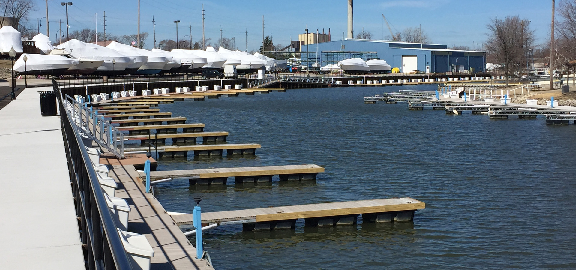 Trail Creek River Marina | Michigan City, IN