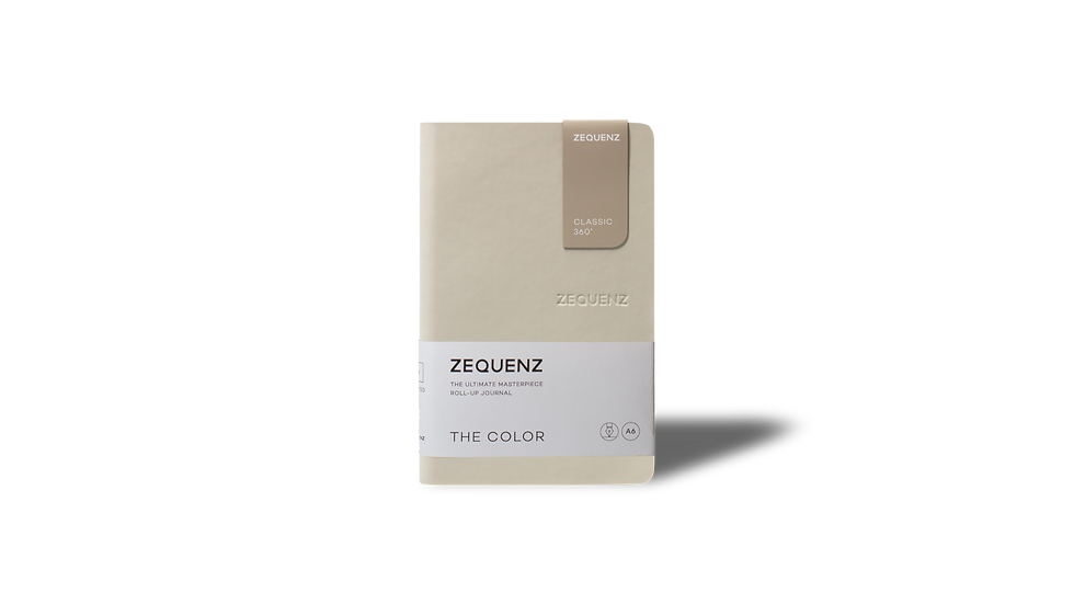 ZQUENZ The Color A6- Beige