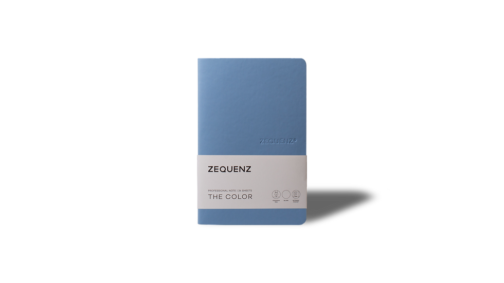 ZEQUENZ The Color Professional Note Light Blue