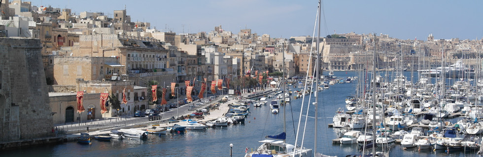 Port Cottonera Marina   Malta