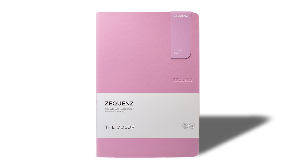 ZEQUENZ The Color A5 Lilac