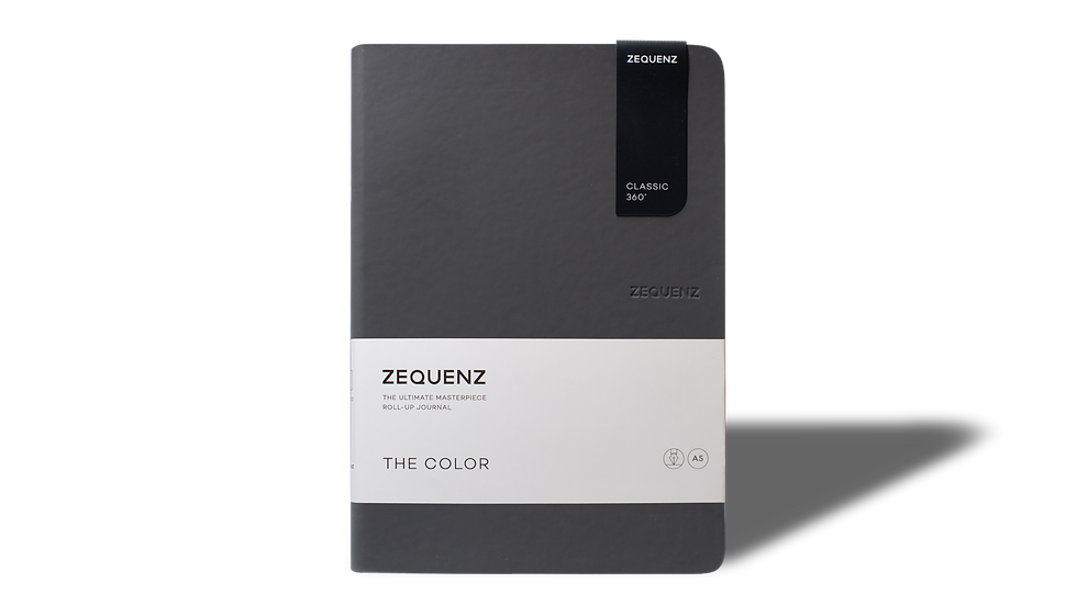 ZEQUENZ The Color A5 Storm