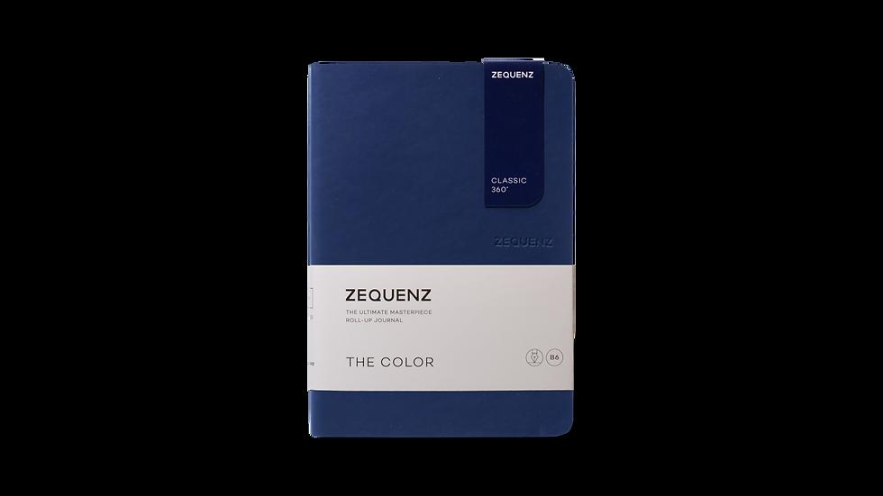 ZEQUENZ The Color B6 Dark Navy
