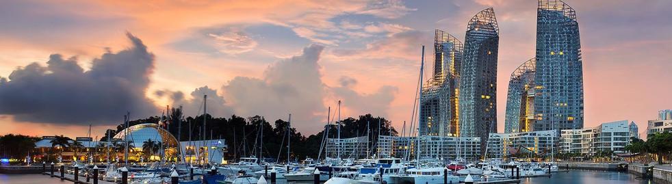 Keppel Bay Marina | Keppel Bay, Singapore