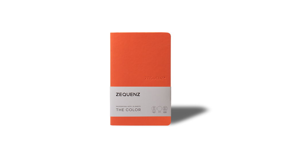 ZEQUENZ The Color Professional Note Grenadier