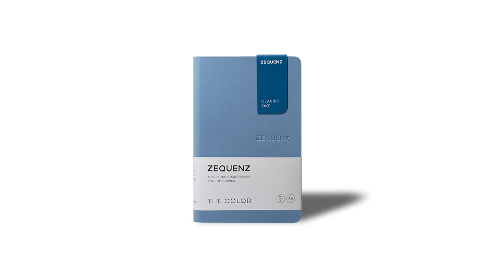 ZQUENZ The Color A6- Light Blue
