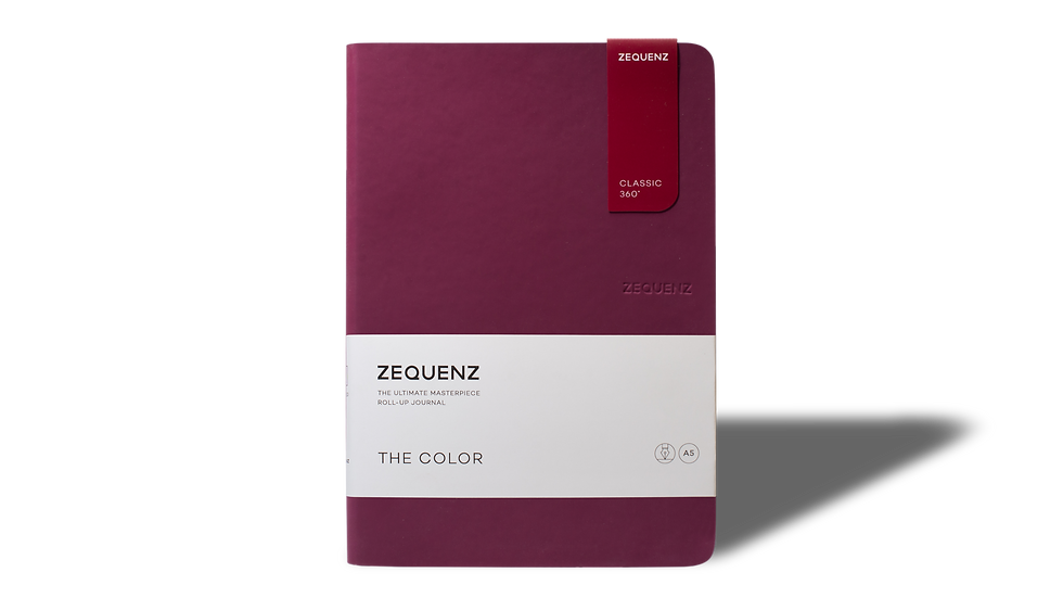 ZEQUENZ The Color A5 Berry