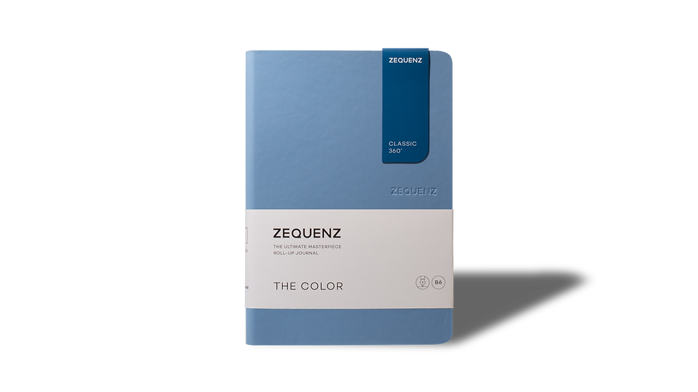 ZEQUENZ The Color B6 Light Blue