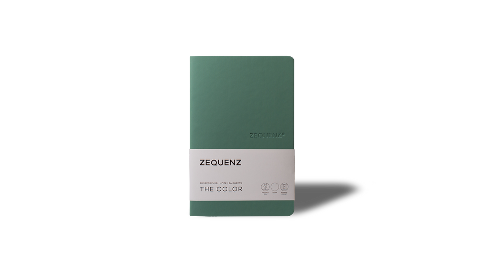 ZEQUENZ The Color Professional Note Jade