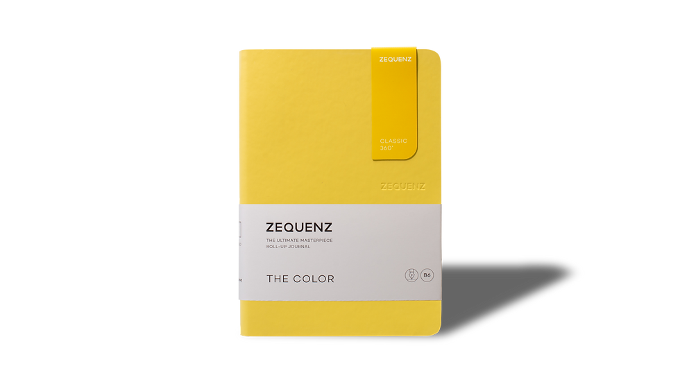 ZEQUENZ The Color B6 Mustard