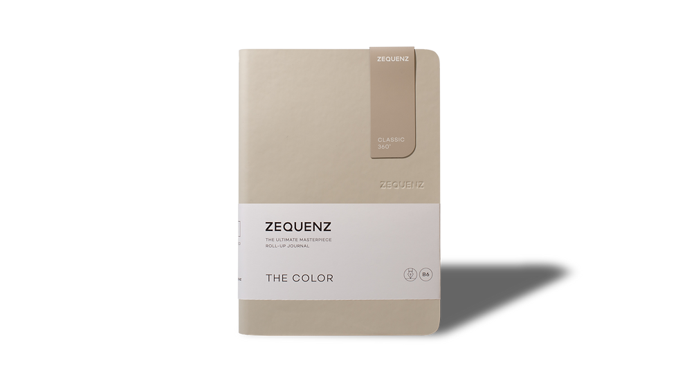 ZEQUENZ The Color B6 Taupe