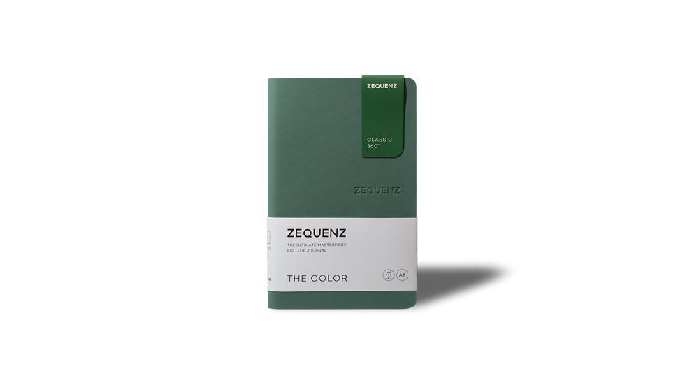 ZEQUENZ The Color A6- Jade