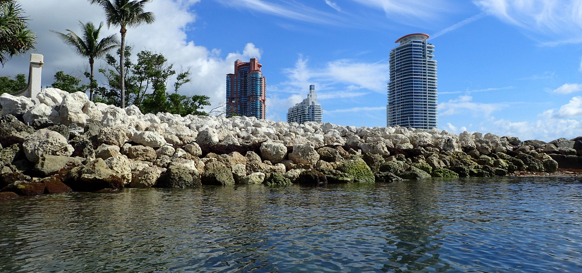 Fisher Island Shoreline | Fisher Island, FL