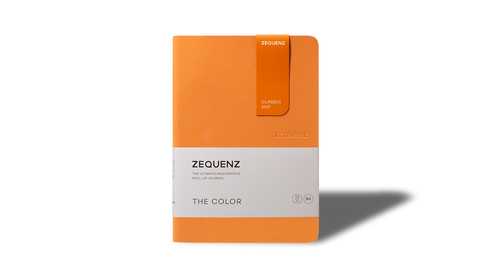 ZEQUENZ The Color B6 Apricot