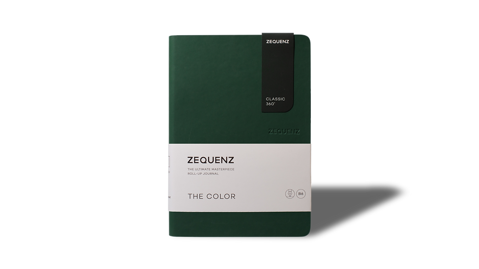 ZEQUENZ The Color B6 Emerald