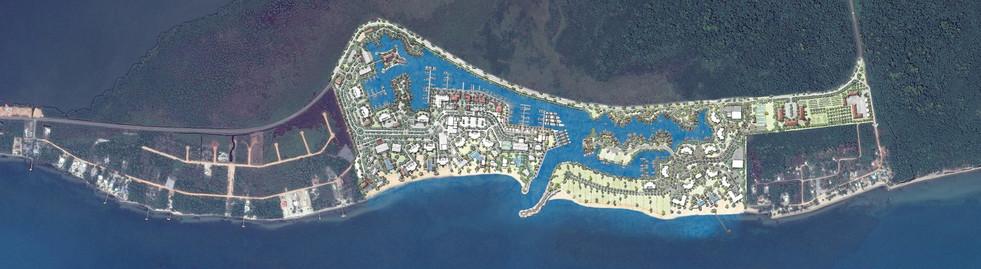 Ara Macao Resort & Marina   Ara Macao, Belize