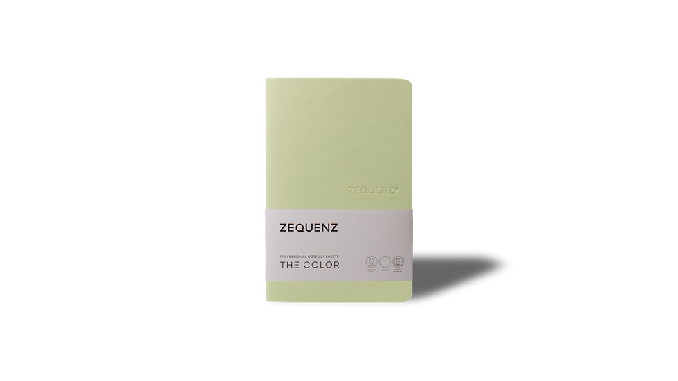 ZEQUENZ The Color Professional Note Olive