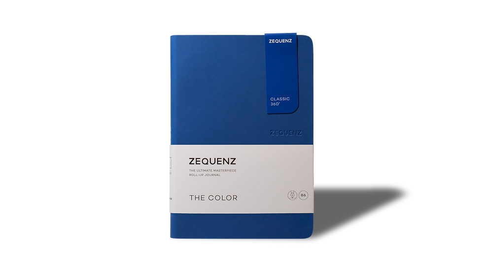 ZEQUENZ The Color B6 Royal Blue