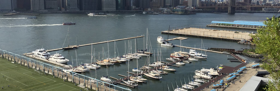 Brooklyn Bridge Park Marina | Brooklyn, NY