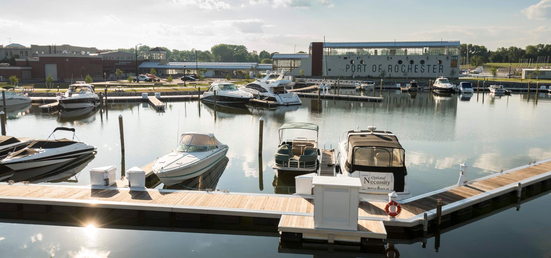 Port of Rochester Marina | Rochester, NY