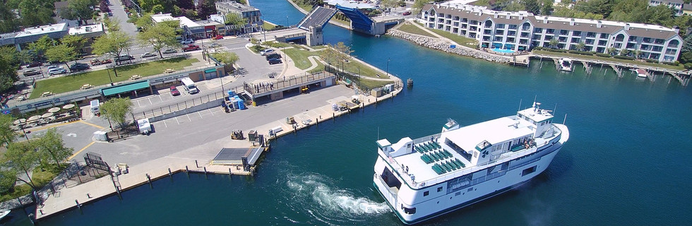 Charlevoix Ferry Relocation | Charlevoix, MI