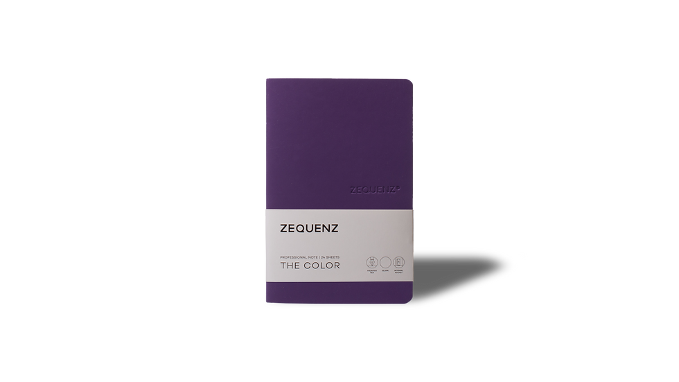 ZEQUENZ The Color Professional Note Scarlet Gum