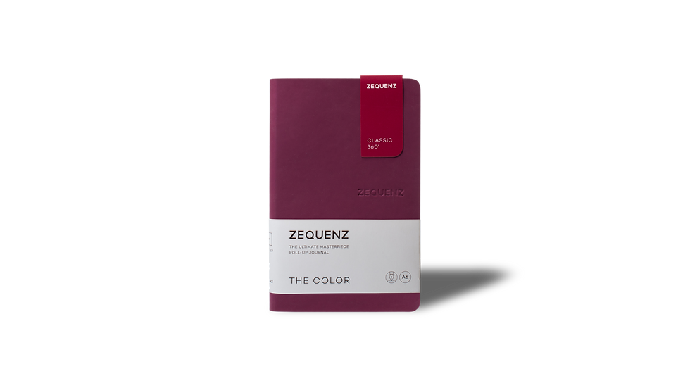 ZEQUENZ The Color A6- Berry