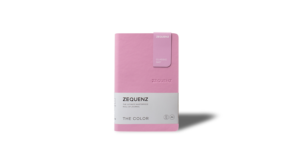 ZEQUENZ The Color A6- Lilac