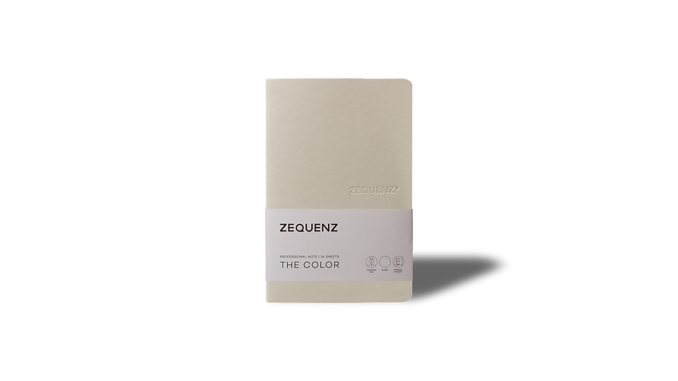 ZEQUENZ The Color Professional Note Beige