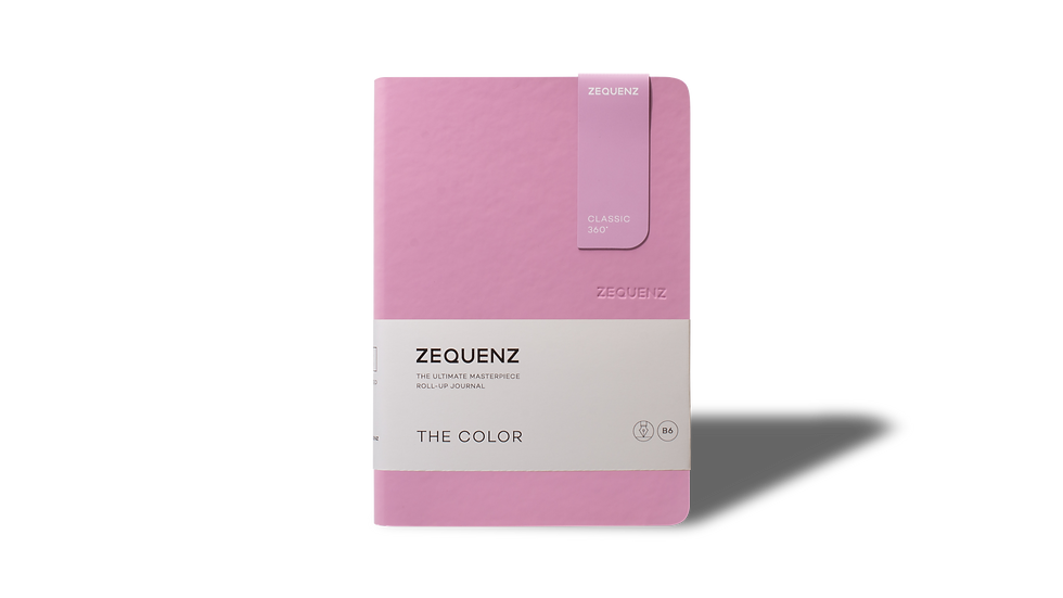 ZEQUENZ The Color B6 Lilac
