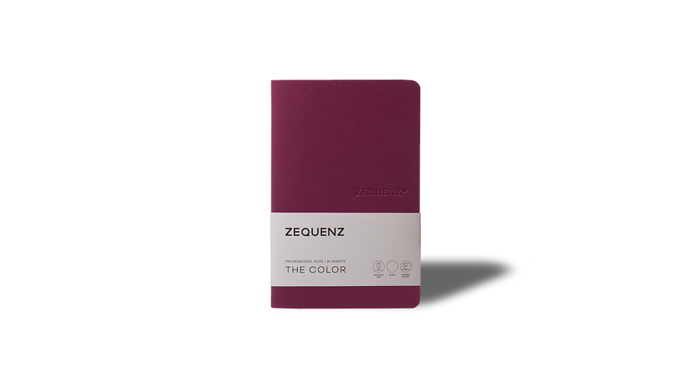 ZEQUENZ The Color Professional Note Berry