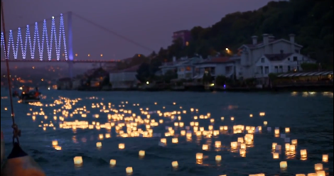Shangri-La Bosphorus Opening
