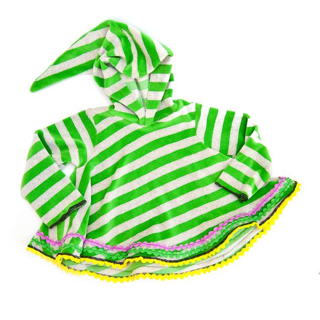 Buzo verde