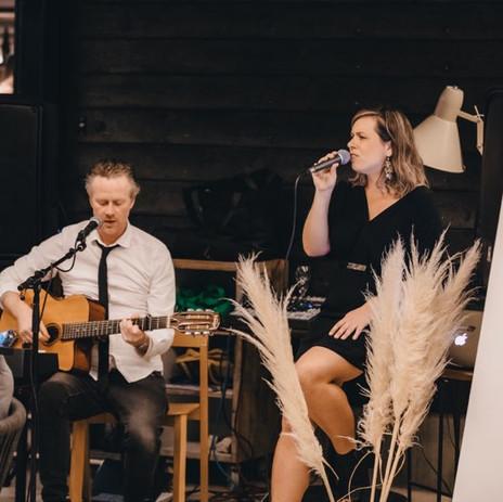 Chelsea & Tups Wedding