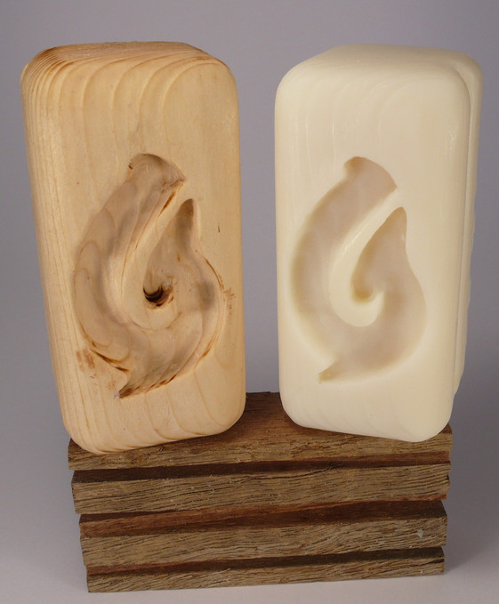 Mold Design and Finished Soap