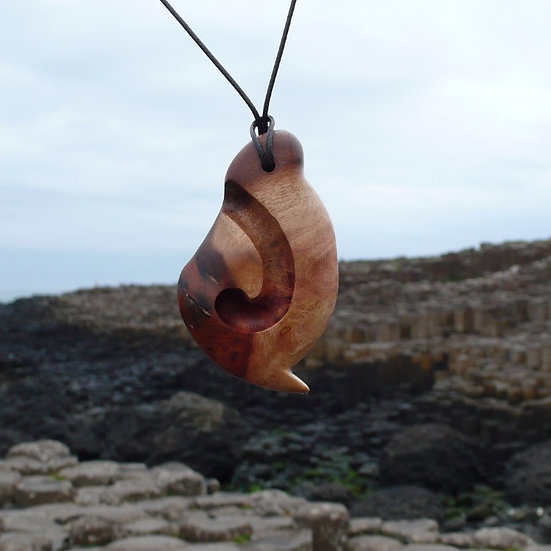 Sea Cotton Pendant