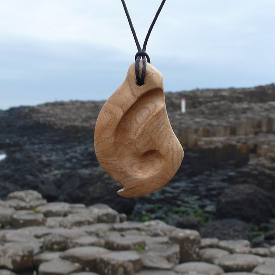 Cornish Ash Pendant