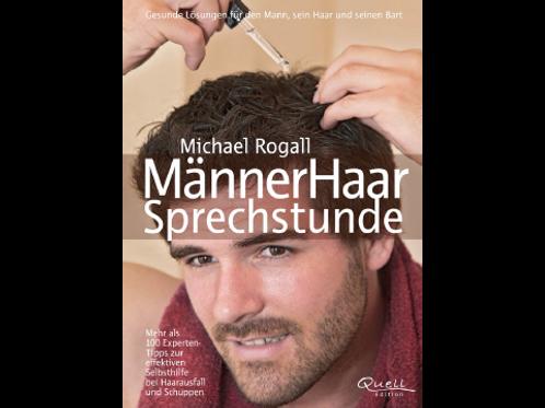 MännerHaarSprechstunde | Ratgeber-Buch