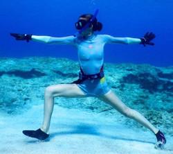 Water Warrior (Cavo Greco, Cyprus)