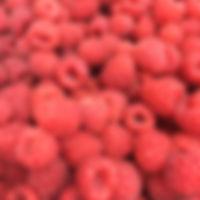 aux fruits de la colline -framboises-