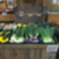 aux fruits de la colline - légumes-