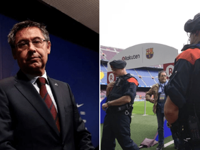 'Barcagate' Scandal Continues As Bartomeu And 3 Others Have Been Arrested On Monday 3/1/2021