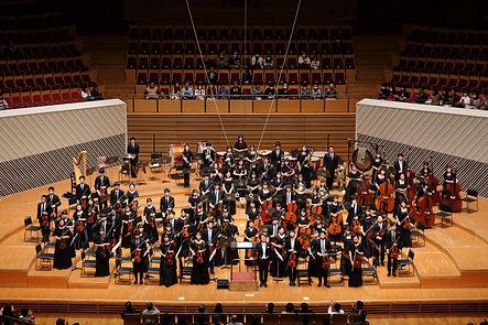 早稲田大学交響楽団 第205回定期演奏会 2020年 2月 10日 ミューザ川